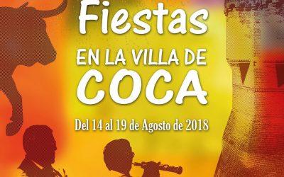 FIESTAS COCA 2018